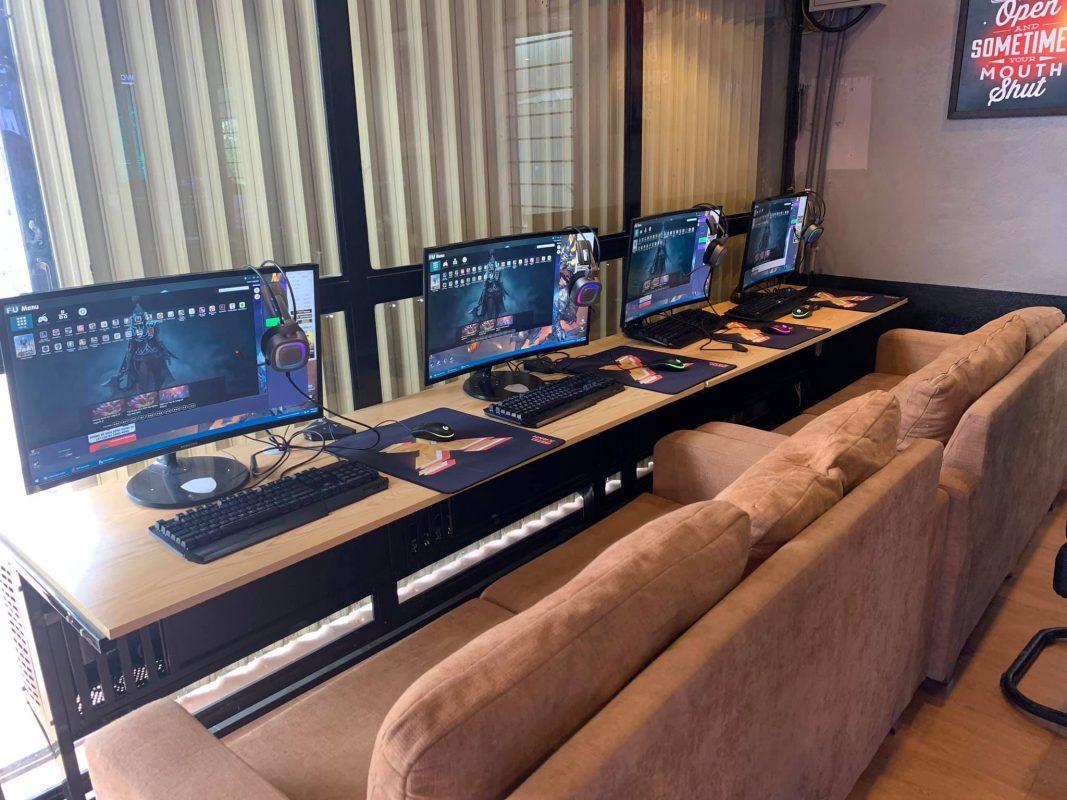 Dự án Cyber Xanh Tam tầng 4